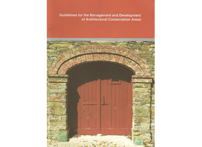 Guidelines for the Management of Architectural Conservation - Louise M Harrington