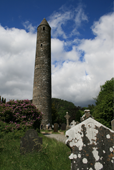 Round Tower - Glendalough